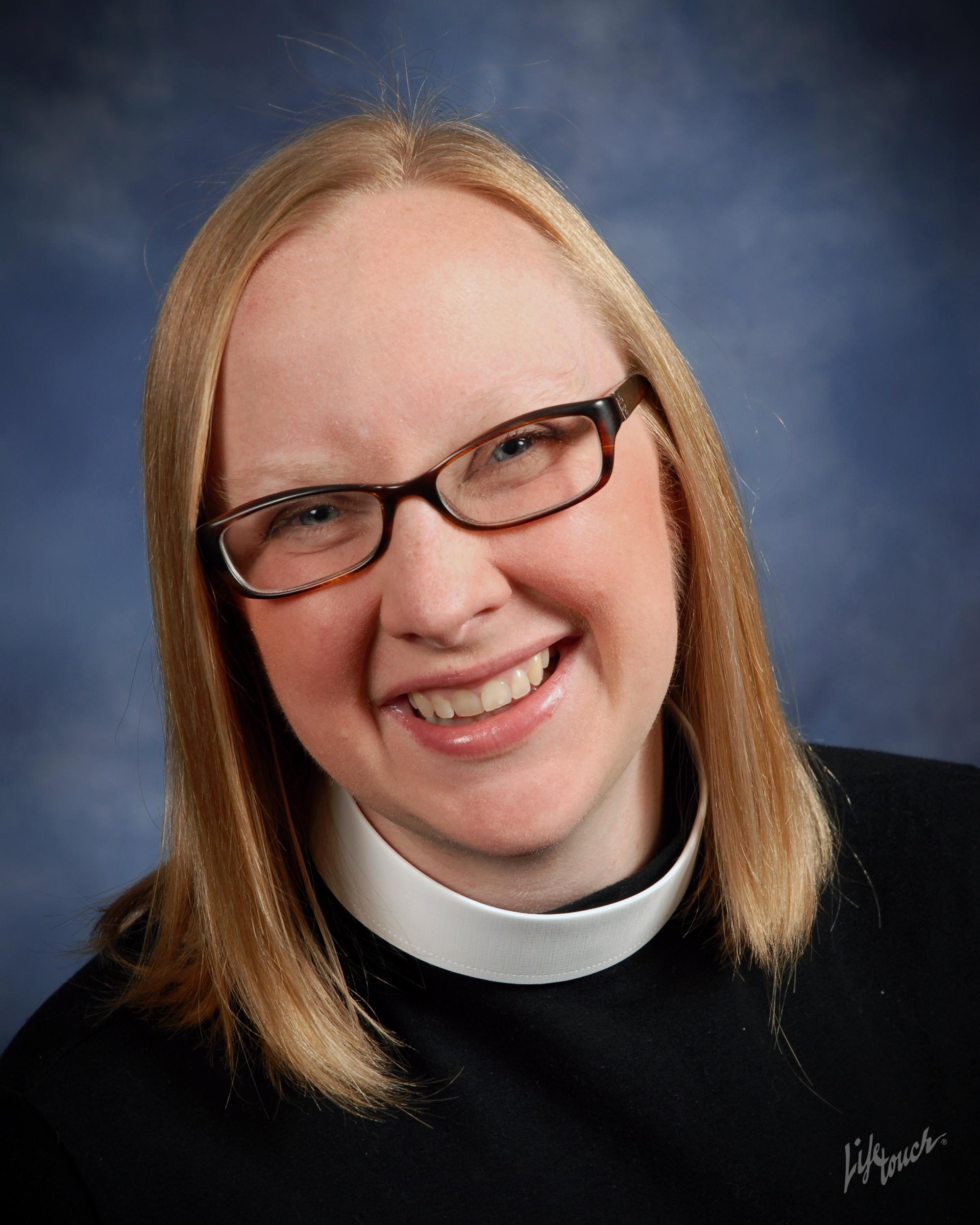 Pastor Melissa Bills