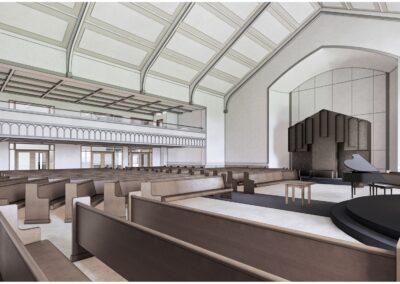 Revised Sanctuary Rendering (2020.12.7) - 1